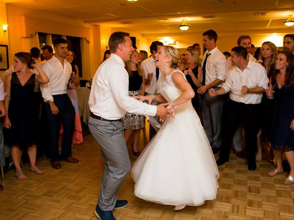 Mass Bay DJ Wedding Services